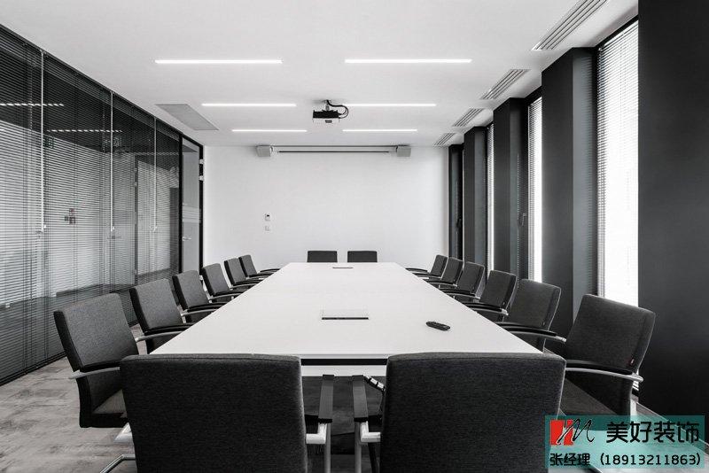 会议室装修的必备风格