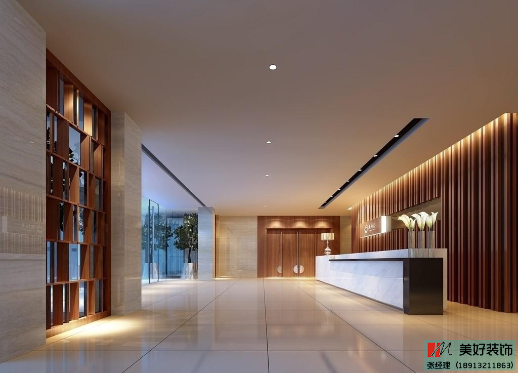 理性有序的大厅设计法则
