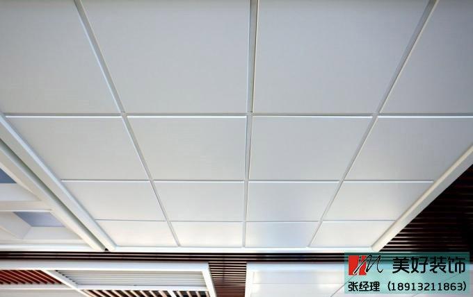 铝扣板吊顶防水性能一级棒
