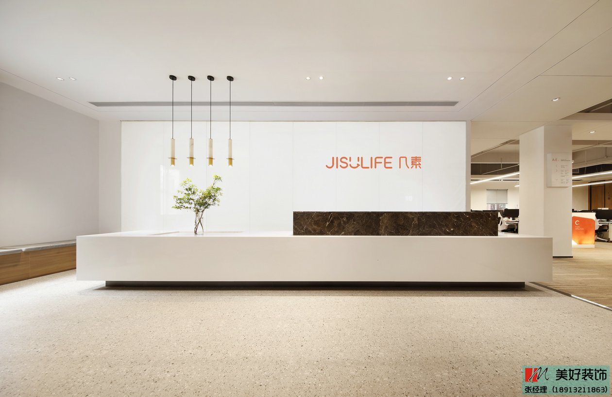 原木风办公设计,越素雅,越有品味!