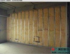 石膏板隔墙隔音棉的隔音效果怎么样?