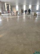 厂房硬化地坪