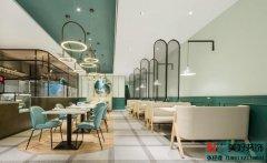 港式茶餐厅装修案例