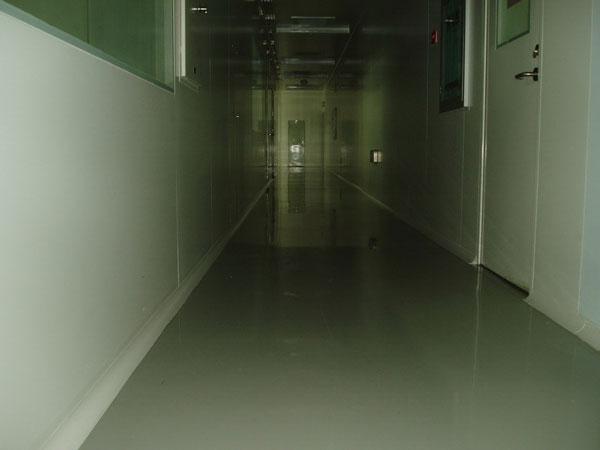 昆山厂房红外光电大楼装修案例