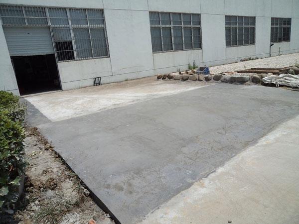 昆山贝尔纳厂房装修改造案例