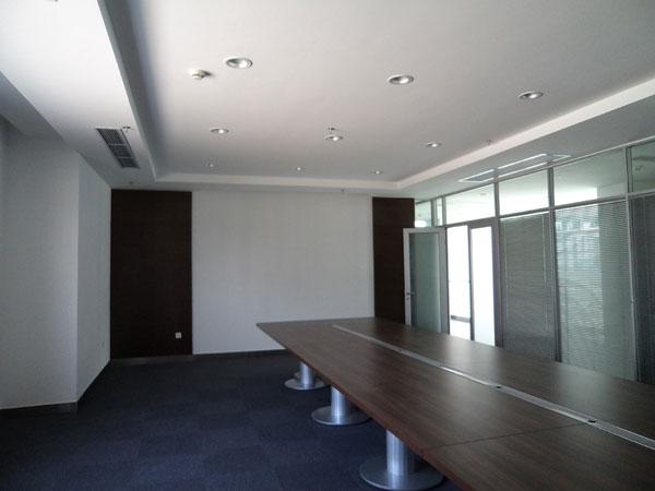 昆山电子厂房办公区域装修案例