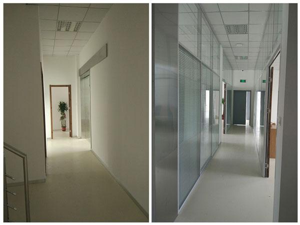 昆山办公楼会议室装修案例