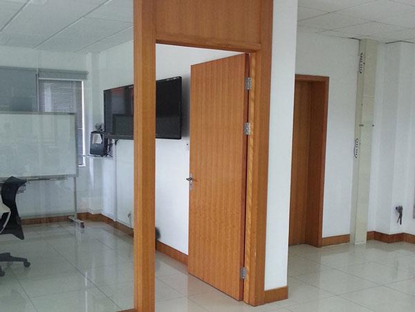 昆山Roca洁具办公室排列五推荐案例