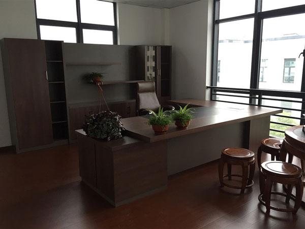 昆山蓝海办公室装修案例