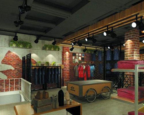 昆山服装店装修需要多少钱?