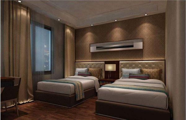 昆山酒店排列五推荐一间房间需要多少钱?