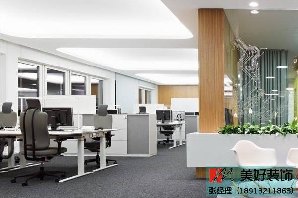 昆山办公室排列五推荐设计中会出现的问题