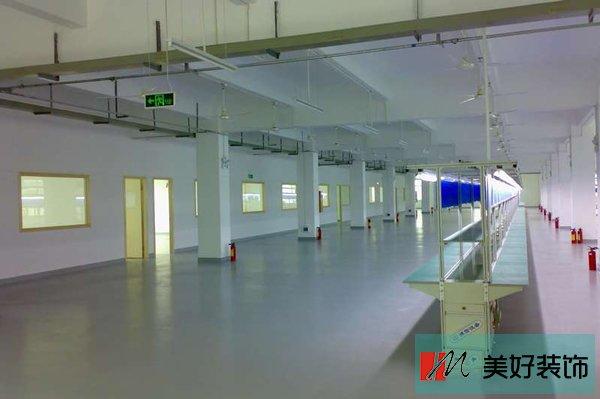 昆山加工厂房排列五推荐案例6